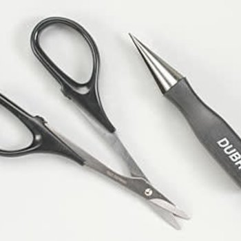 dubro body scissors n reamer with new cushion handle