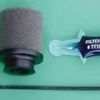 ASC 2403 Foam Air Filter Slide Carb