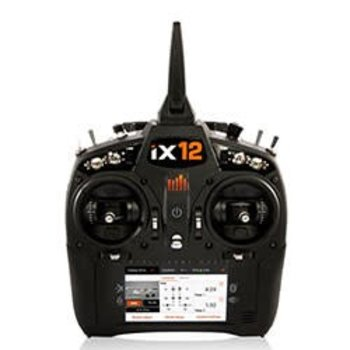 Spektrum iX12 12 Channel Transmitter Only m2
