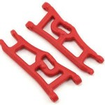 RPM 70669 Wide Front A-Arms Rustler/Stampede 2WD Red