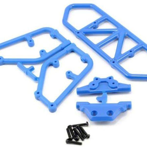 RPM 80125 RE BUMPER BLUE SLASH 4X4