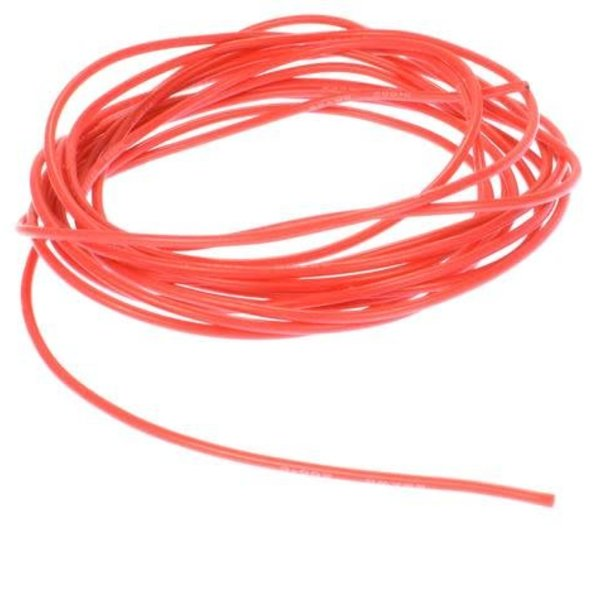 APEX APEX RC PRODUCTS 3M / 10' RED 22 GAUGE AWG SUPER FLEXIBLE SILICONE WIRE #1190