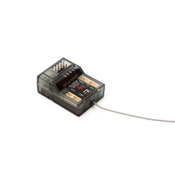 Spektrum SR4000T 4 Ch DSMR 4CH Slim Surface Rec w/Telemetry