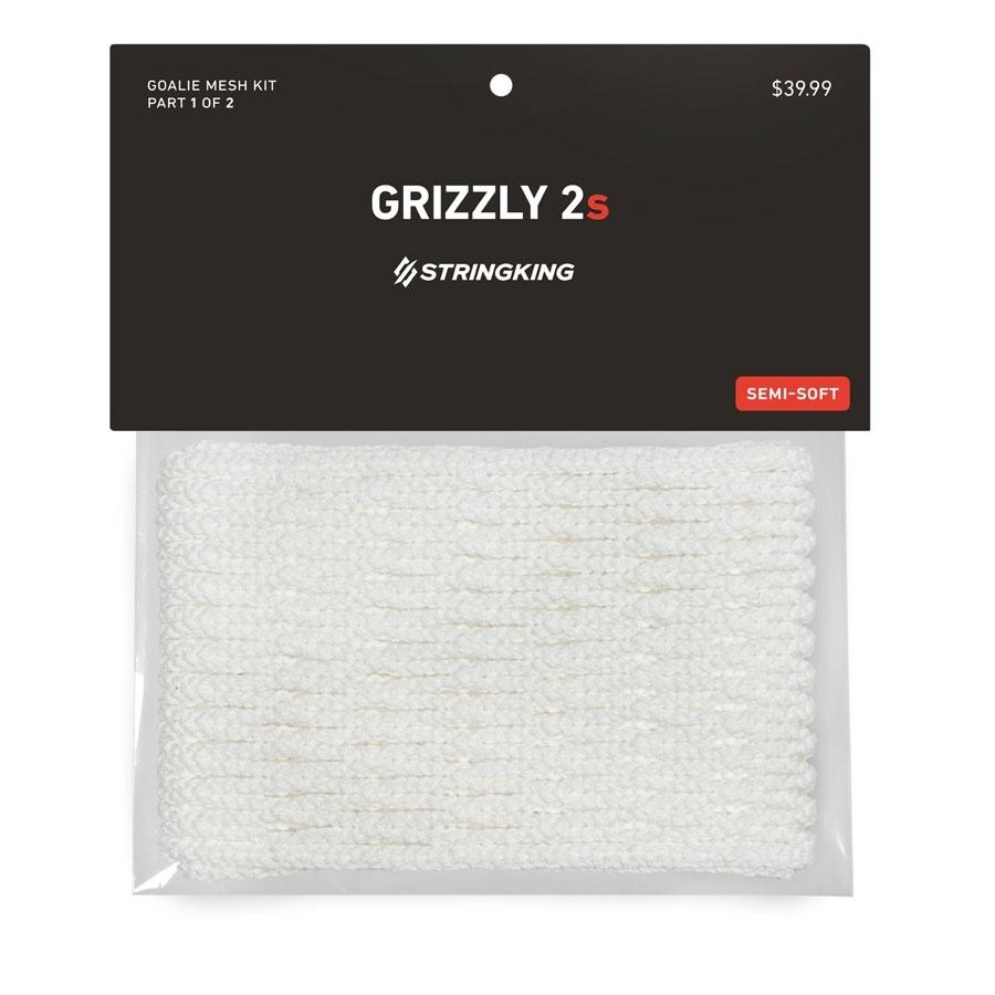 STRINGKING String King Grizzly 2S Goalie Mesh