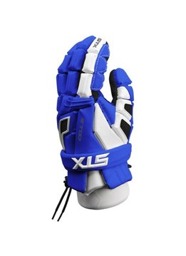 STX STX CELL III GLOVES - ROYAL/WHITE,LARGE