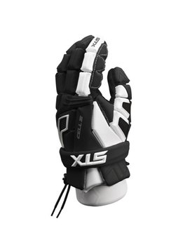 STX STX CELL III GLOVES -BLACK/WHITE,MEDIUM