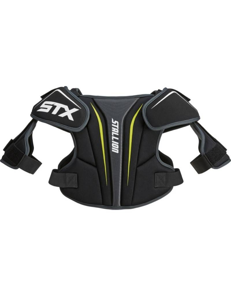 STX STX STALLION 50 SHOULDER PAD - XXSMALL