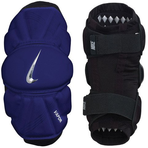 NIKE NIKE VAPOR ARM PADS - NAVY,LARGE