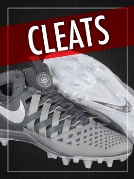 CLEATS, TRAINING, AND LIFESTYLE SHOES
