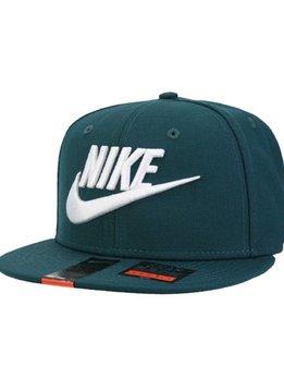 NIKE NIKE FUTURA TRUE 2 HAT, FOREST GREEN, OSFM