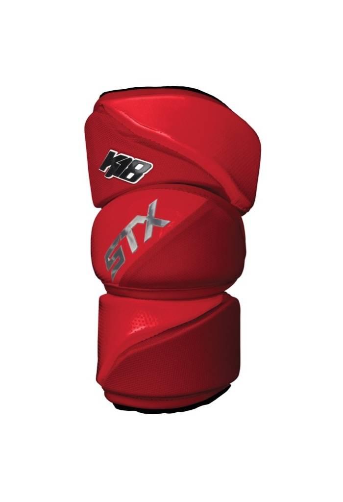 STX K18 ARM PAD - RED,LARGE