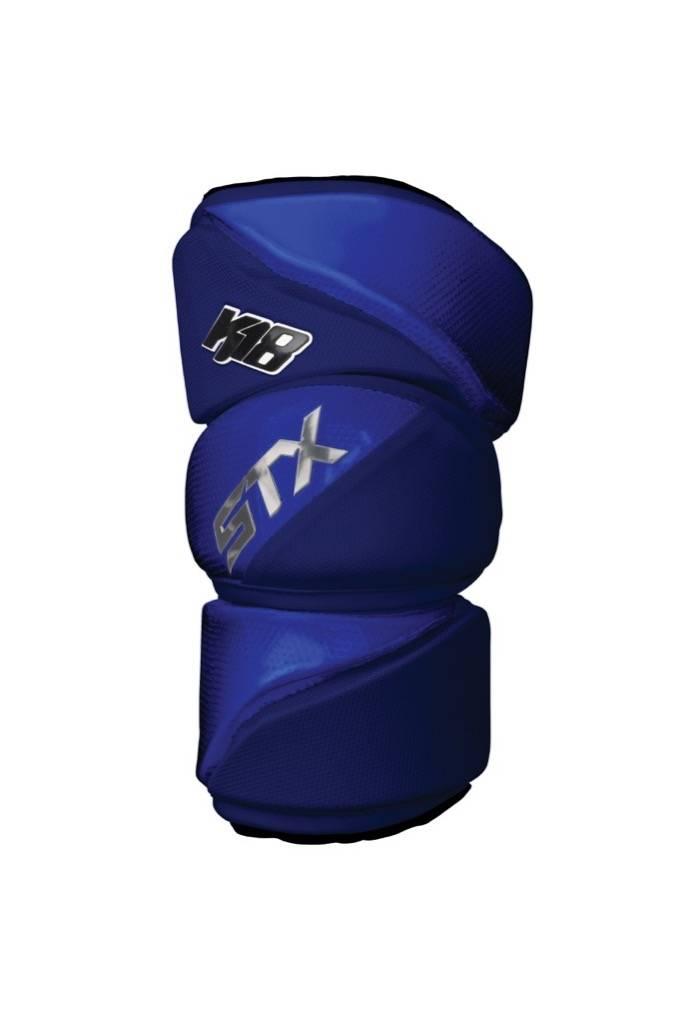STX K18 ARM PAD - ROYAL,LARGE