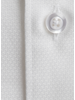 XOOS Men's white honeycomb shirt