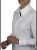 XOOS WOMEN'S white dress shirt (Comfort cut)