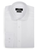 XOOS Chemise homme blanche col Full Spread