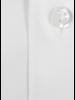 XOOS Men's white fitted dres shirt (Full spread collar)