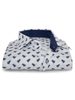 XOOS Men's fitted dress shirt with bee prints