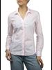 XOOS WOMEN'S pink striped blouse