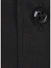 XOOS Men's black dress shirt
