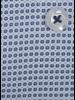 XOOS Chemise homme bleue à motif imprimés