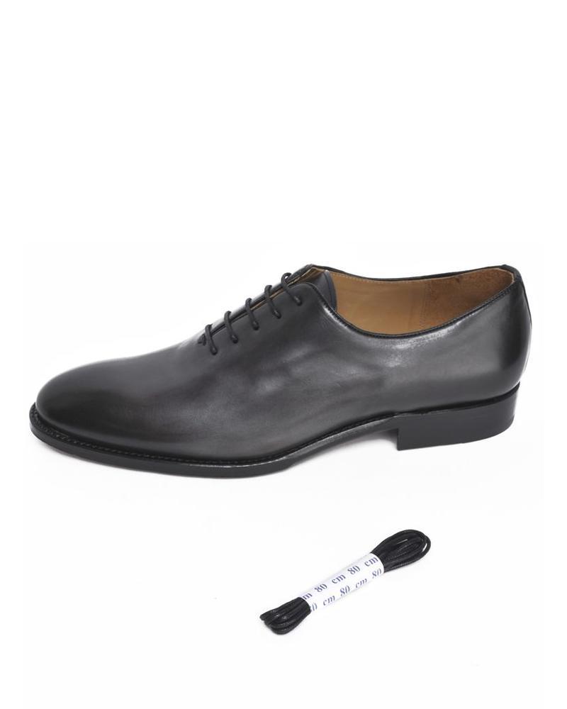 XOOS Chaussures Richelieu XOOS One cut gris noir