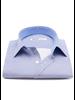 XOOS Chemise homme bleu ciel à motifs imprimés doublure chambray