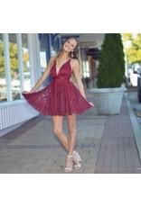 Dresses 22 Tulle Occasion Burgundy Formal Dress
