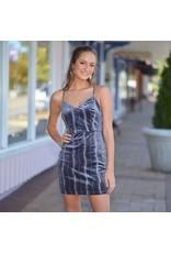 Dresses 22 Live In The Moment Blue Velvet Dress