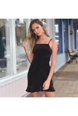 Dresses 22 Glitter Dot LBD