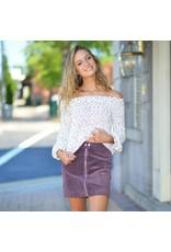 Tops 66 Colorful Confetti Party Chenille Sweater