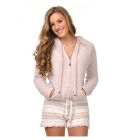 Shorts 58 Fun & Colorful Pink Stripe Shorts