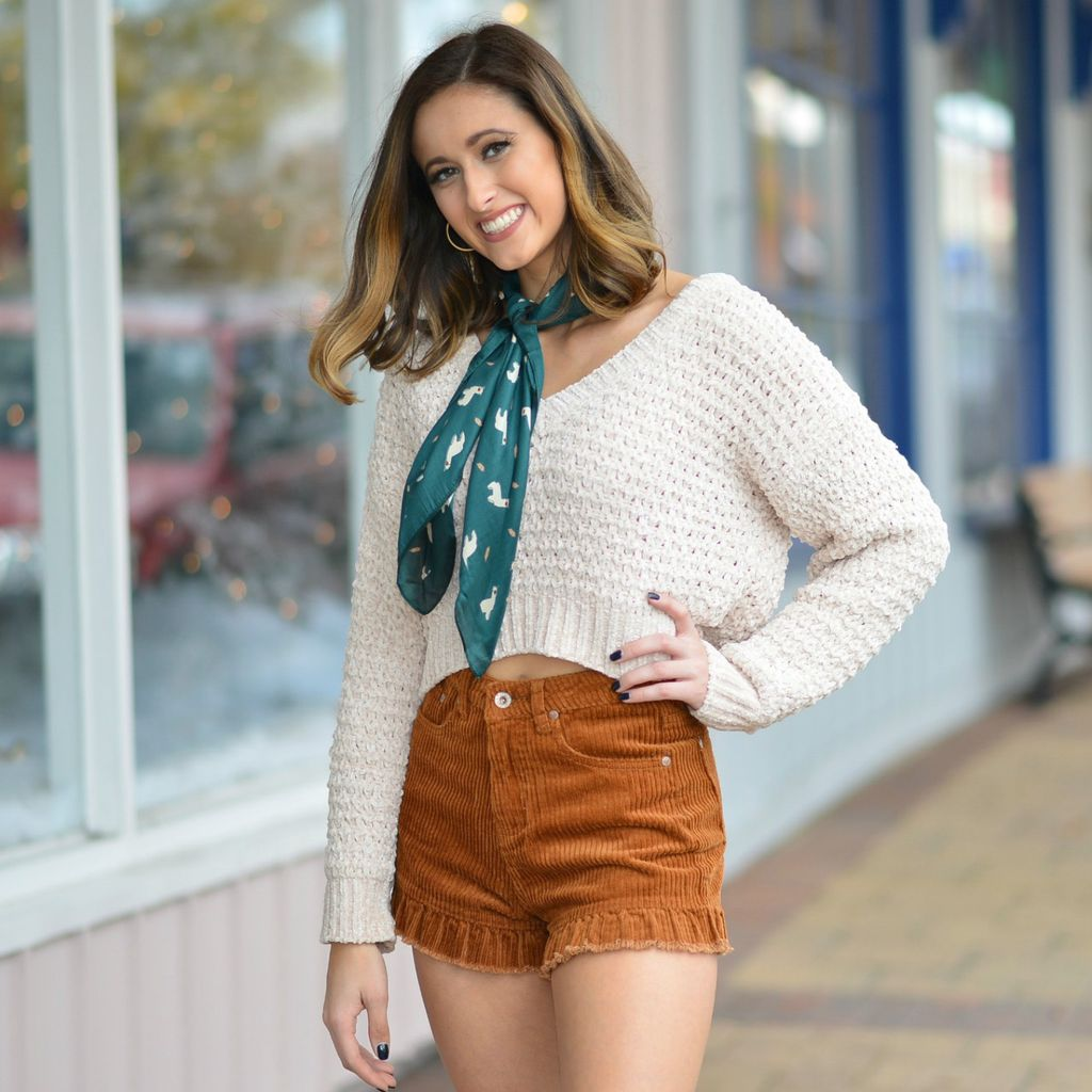 Shorts 58 Cool In Camel Corduroy Shorts