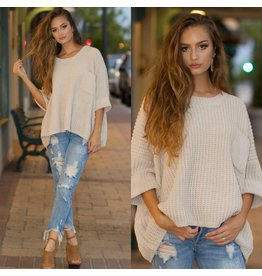 Tops 66 Winter Chenille Sweater