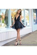 Dresses 22 Dazzle Me Sequin LBD