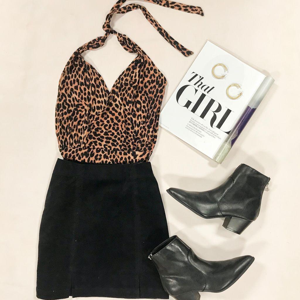 Skirts 62 Holiday Party Black Corduroy Skirt