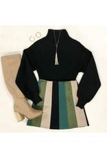 Skirts 62 Season In Suede Spruce Skirt