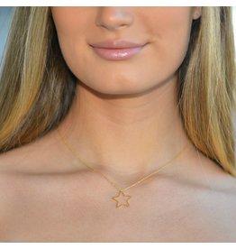 Jewelry 34 Star Necklace