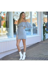 Dresses 22 Snowy Weather Cold Shoulder Sweater Dress