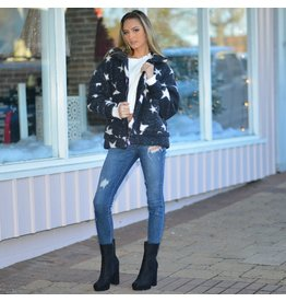 Tops 66 You're A Star Fleece Winter Jacket