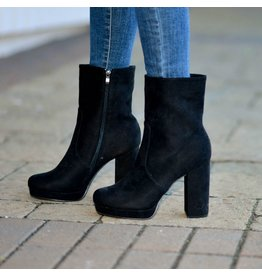 Shoes 54 Hayden Chunky Heel Fall Midi Boot