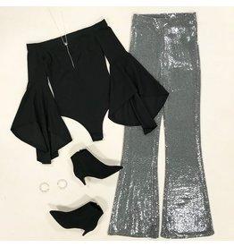 Pants 46 Holiday Silver Party Pants