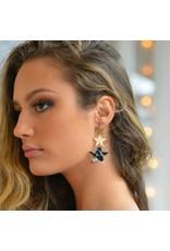 Jewelry 34 Triple Acrylic Star Earrings