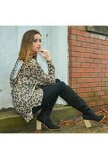 Tops 66 Comfy & Soft Leopard Tunic