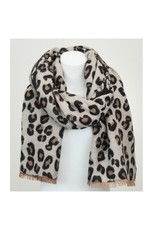 Accessories 10 Reversible Winter Leopard Scarf