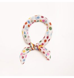 Accessories 10 Rainbow Dot Multi Bandana Scarf