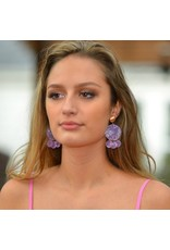 Jewelry 34 Disc & Circle Acrylic Earrings