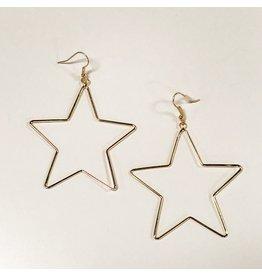 Jewelry 34 Star Earrings