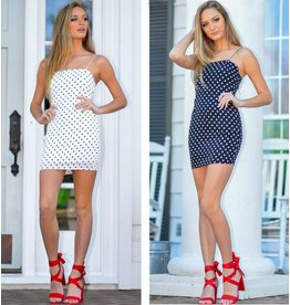 Dresses 22 Polka Dot Party Dress