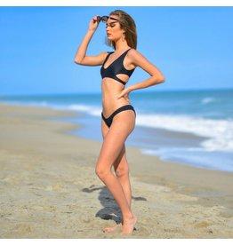 Swimsuits Journey Black Bikini Top