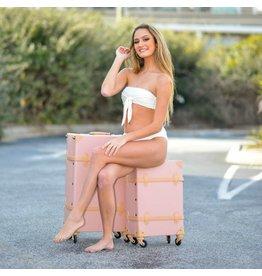 Swimsuits Swell White Bikini Top